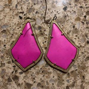 Pink kendra scott